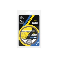 Carded Single Pack 75mm x ZK60 Mini Flap Disc Quick Change (Roloc Type) Grit