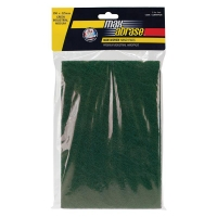Carded Non Woven Hand Pad 150 x 225mm Green Card of 2