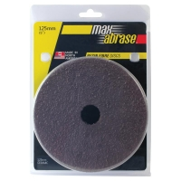 Carded 3 Pack 125mm x C36,60,80 Grit Ceramic Fibre Disc