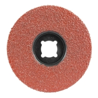 Carded Single Pack 115mm x B36 TRIMFLEX Soft Metal Disc Grit