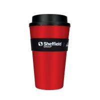 Coffee Cup - Sheffield Group Red