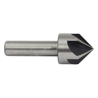 5 Flute Countersink Set 4pcs - 8, 12, 16 & 20mm