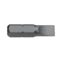 Slot SL6 x 25mm Insert Bit Card of 2
