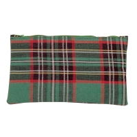 215 x 125mm Tartan Pencil Case