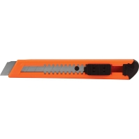 Orange 18mm Plastic Cutter