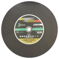 355 x 4.0mm HS Silver Series Cutting Disc 100ms 20.0mm Bore