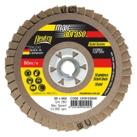 FLEXTRA Flap Disc-Stainless 115mm x ZK60 Grit