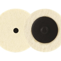 Felt Polishing Disc 50mm Roloc