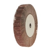 Flap Wheel for Angle Grinder 125mm x 20 x AO40 Grit