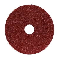 Resin Fibre Soft Metal Disc - 125mm x B60 Grit