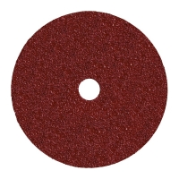 Resin Fibre Soft Metal Disc - 178mm x B80 Grit