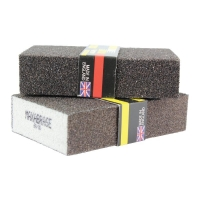 Maxabrase Flex Sanding Block Large Angled - Fine/Medium Grit