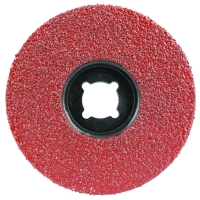 TRIMFLEX Soft Metal Disc - 115mm x B36 Grit