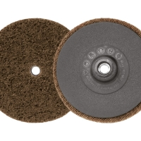 Surface Prep Disc Trim-Kut 75mm Coarse / Gold