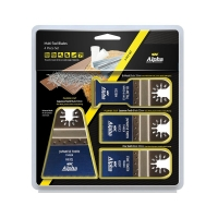 4 Piece Multi-Tool Blade Set