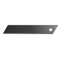 KDS Extra Large Power Black Snap Blade (x10)
