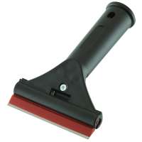 94mm Black Plastic Scraper