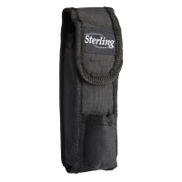 Sterling Canvas Holster with Cap