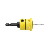 Decking Countersink HSS No.8 with Spare Drill and Hex Key