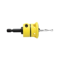 Decking Countersink HSS No.10 with Spare Drill and Hex Key