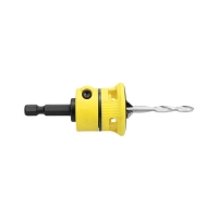 Decking Countersink HSS No.12 with Spare Drill and Hex Key