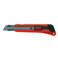 Red Heavy Duty Plastic Cutter