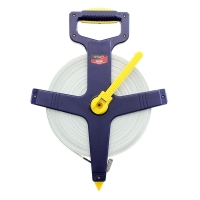 100m Open Case Fibreglass Tape Measure