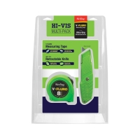 Hi Vis Green Multi Pack