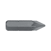 Pozi PZ1 x 32mm Impact Bit 5/16in Drive