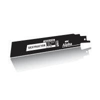 Destructor Demolition - Metal - Recip Blade, 18 TPI, 150mm - 25 Pack