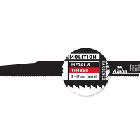 Destructor Demolition - Metal & Timber - Recip Blade, 8 TPI, 230mm - 5 Pack