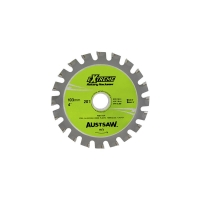 Austsaw - 103mm (4in) Rotary Hacksaw Blade - 16mm Bore - 20 Teeth