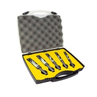 Reduced Shank Imperial Drill Set 5pce (9/16,5/8,3/4,7/8,1in)