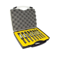 Reduced Shank Imperial Drill Set 8pce (9/16,5/8,11/16,3/4,13/16,7/8,15/16,1in)