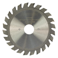 Austsaw - 120mm Scribe Saw Blade - 22.2mm Bore - 24 Teeth