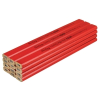 Red STERLING Carpenters Pencil