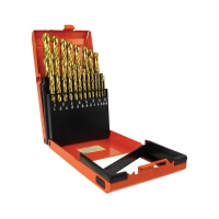 21pc Imperial Alpha Slimbox Drill Set 1/16-3/8in
