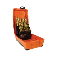 29 Piece - Imperial Alpha Gold Series Tuffbox Drill Set