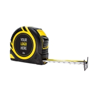 Sterling Ultimax Tape Measure 8m x 25mm Metric Unlabelled for Custom Labels