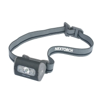 Nextorch Trek Star Ultra Bright LED Headlamp: Black