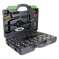 42 Piece - Metric Tap and Die Set: General Purpose